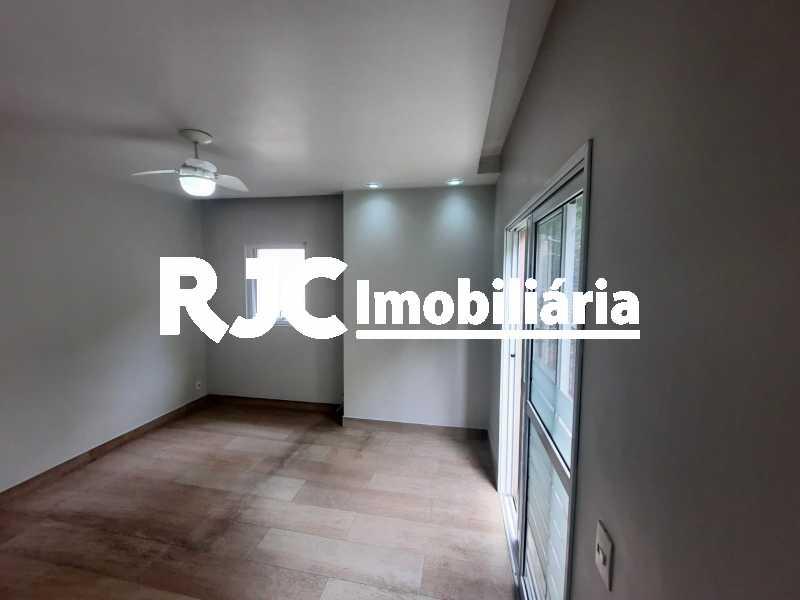 3 - Casa à venda Rua Borda do Mato,Grajaú, Rio de Janeiro - R$ 1.490.000 - MBCA40202 - 4