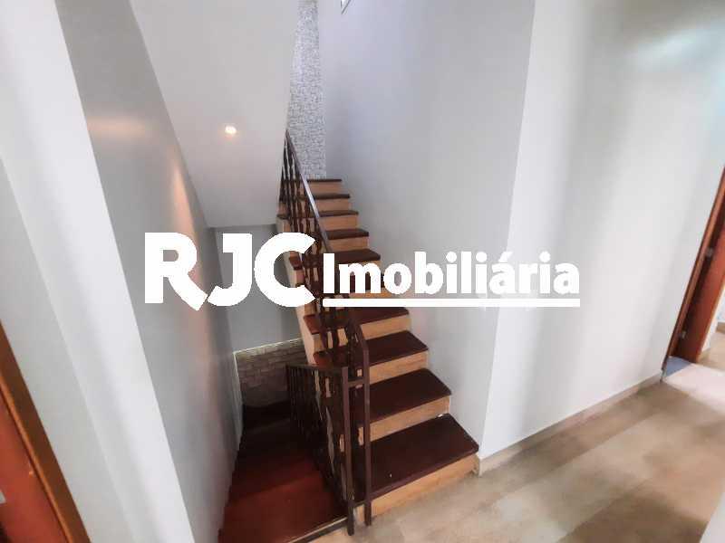 5 - Casa à venda Rua Borda do Mato,Grajaú, Rio de Janeiro - R$ 1.490.000 - MBCA40202 - 6
