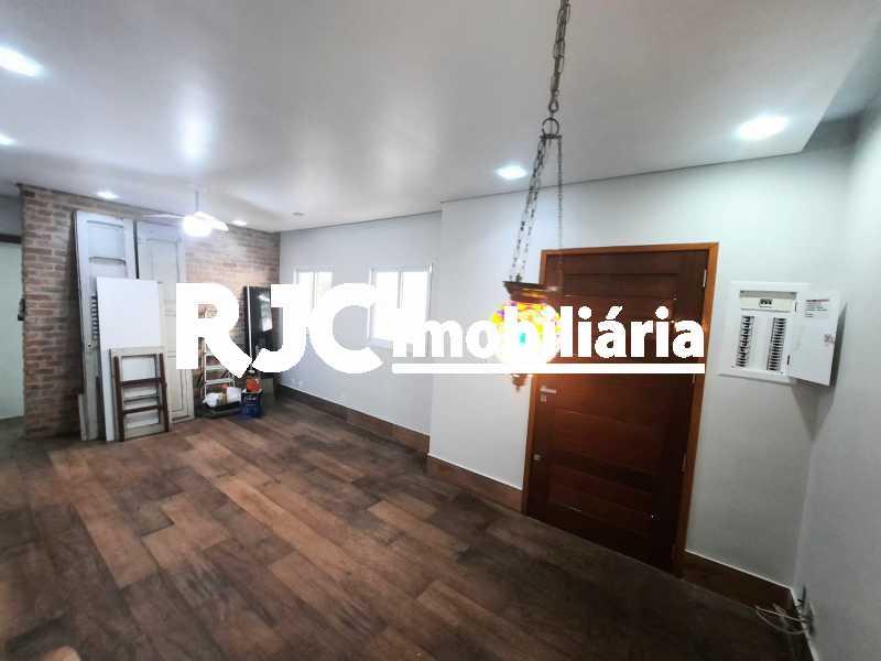 6 - Casa à venda Rua Borda do Mato,Grajaú, Rio de Janeiro - R$ 1.490.000 - MBCA40202 - 7