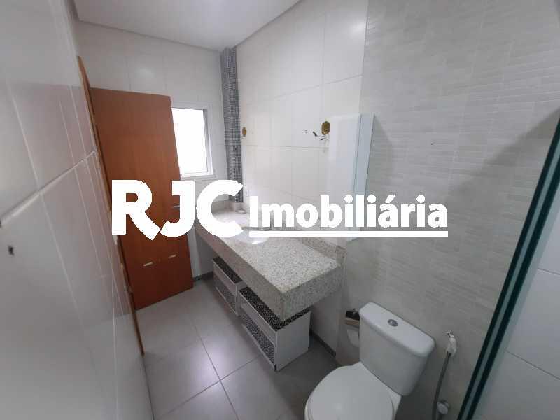 8 - Casa à venda Rua Borda do Mato,Grajaú, Rio de Janeiro - R$ 1.490.000 - MBCA40202 - 9
