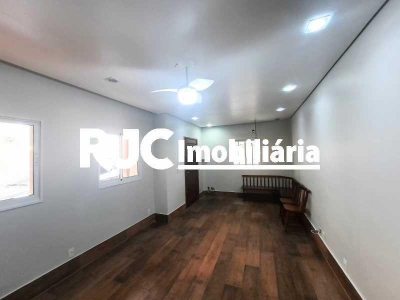 9 - Casa à venda Rua Borda do Mato,Grajaú, Rio de Janeiro - R$ 1.490.000 - MBCA40202 - 10