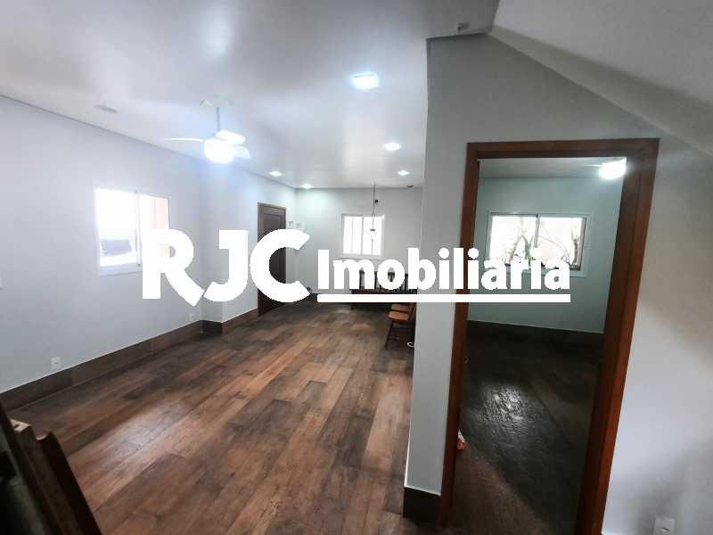 10 - Casa à venda Rua Borda do Mato,Grajaú, Rio de Janeiro - R$ 1.490.000 - MBCA40202 - 11