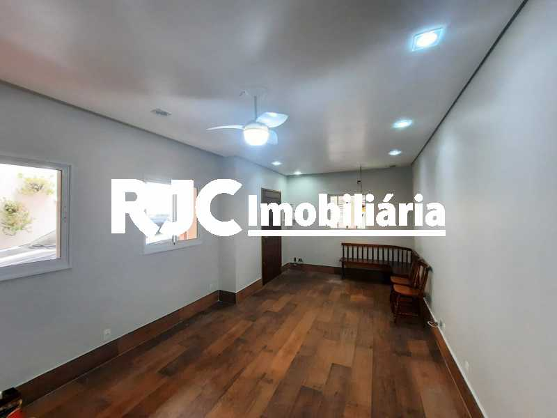 11 - Casa à venda Rua Borda do Mato,Grajaú, Rio de Janeiro - R$ 1.490.000 - MBCA40202 - 12