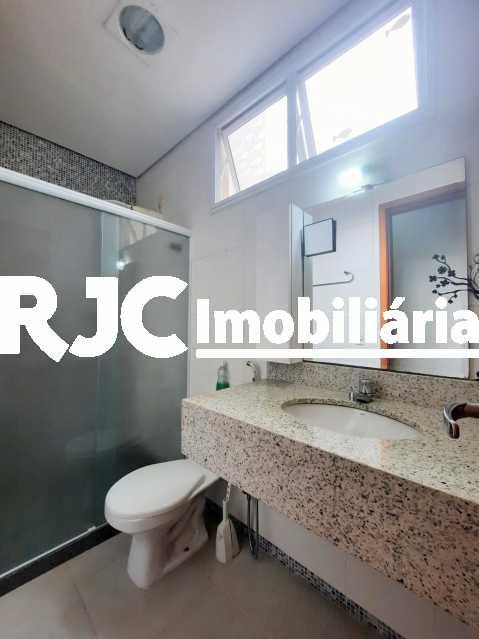 14 - Casa à venda Rua Borda do Mato,Grajaú, Rio de Janeiro - R$ 1.490.000 - MBCA40202 - 15