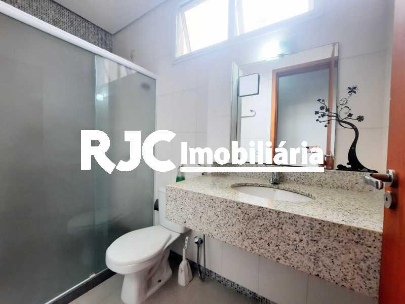 15 - Casa à venda Rua Borda do Mato,Grajaú, Rio de Janeiro - R$ 1.490.000 - MBCA40202 - 16