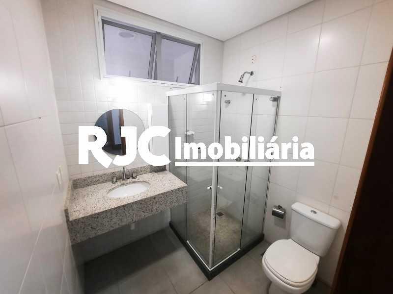 16 - Casa à venda Rua Borda do Mato,Grajaú, Rio de Janeiro - R$ 1.490.000 - MBCA40202 - 17