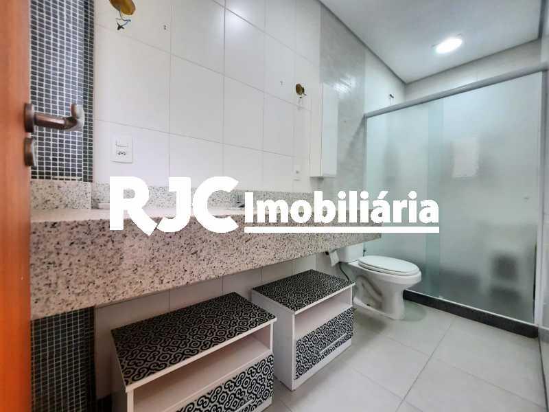 17 - Casa à venda Rua Borda do Mato,Grajaú, Rio de Janeiro - R$ 1.490.000 - MBCA40202 - 18