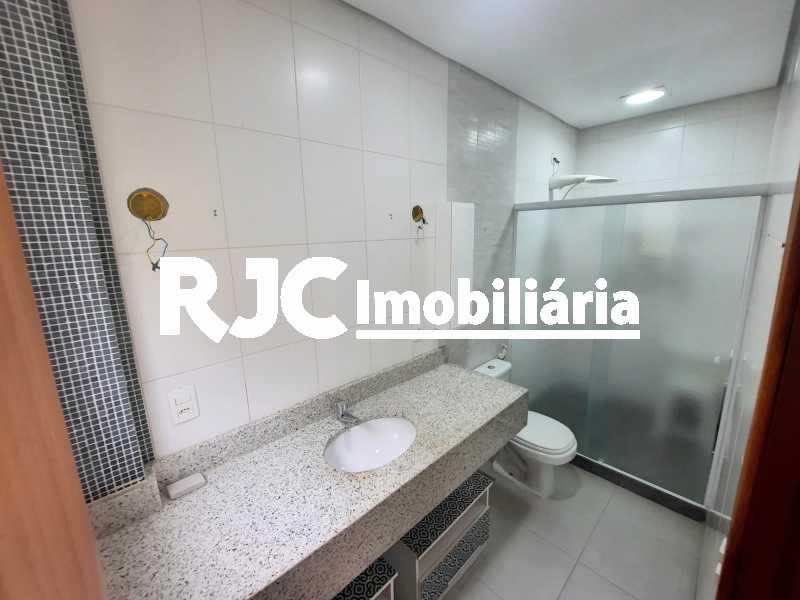 19 - Casa à venda Rua Borda do Mato,Grajaú, Rio de Janeiro - R$ 1.490.000 - MBCA40202 - 20