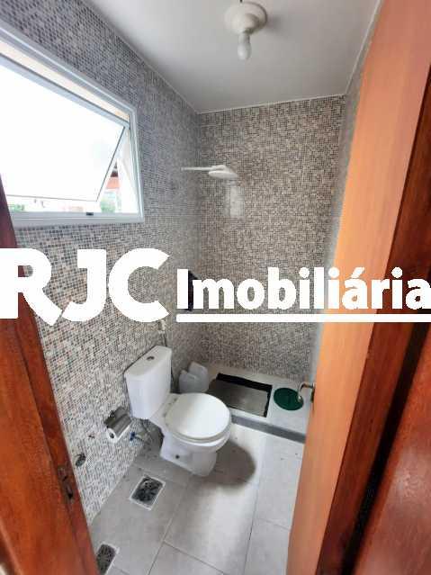20 - Casa à venda Rua Borda do Mato,Grajaú, Rio de Janeiro - R$ 1.490.000 - MBCA40202 - 21