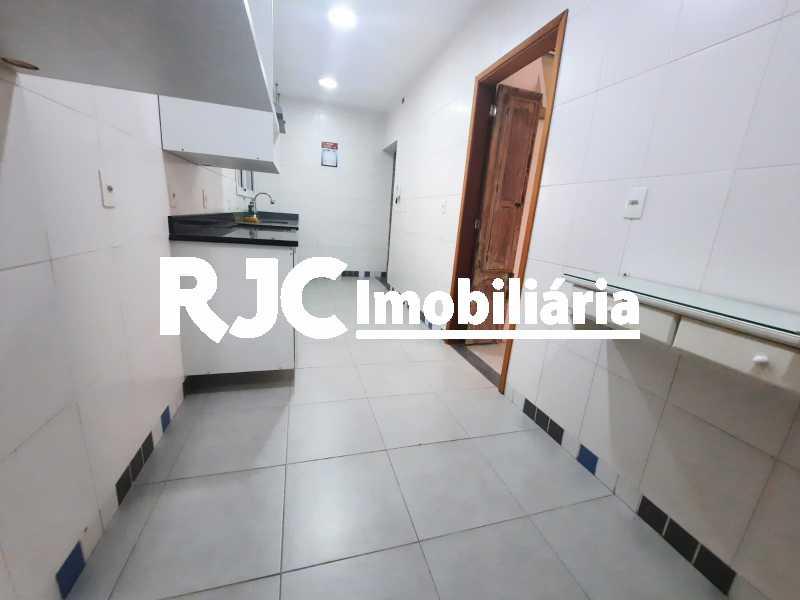 21 - Casa à venda Rua Borda do Mato,Grajaú, Rio de Janeiro - R$ 1.490.000 - MBCA40202 - 22