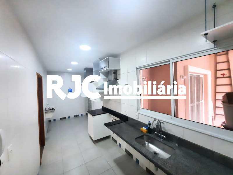 22 - Casa à venda Rua Borda do Mato,Grajaú, Rio de Janeiro - R$ 1.490.000 - MBCA40202 - 23