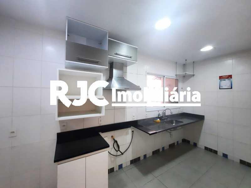 23 - Casa à venda Rua Borda do Mato,Grajaú, Rio de Janeiro - R$ 1.490.000 - MBCA40202 - 24