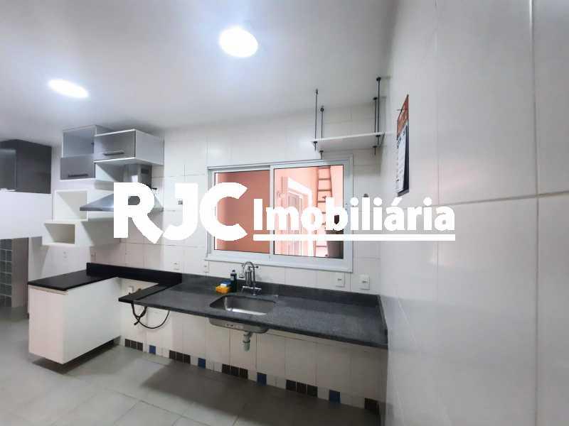 25 - Casa à venda Rua Borda do Mato,Grajaú, Rio de Janeiro - R$ 1.490.000 - MBCA40202 - 25