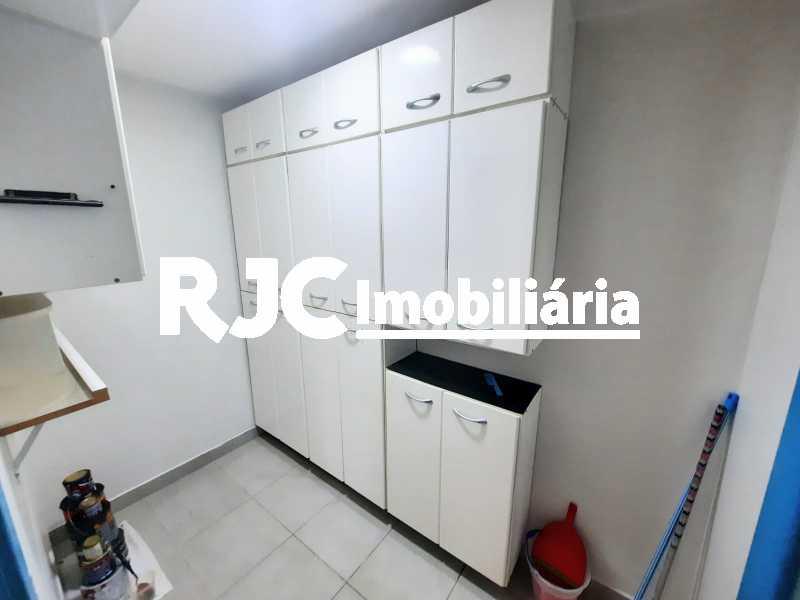 26 - Casa à venda Rua Borda do Mato,Grajaú, Rio de Janeiro - R$ 1.490.000 - MBCA40202 - 26