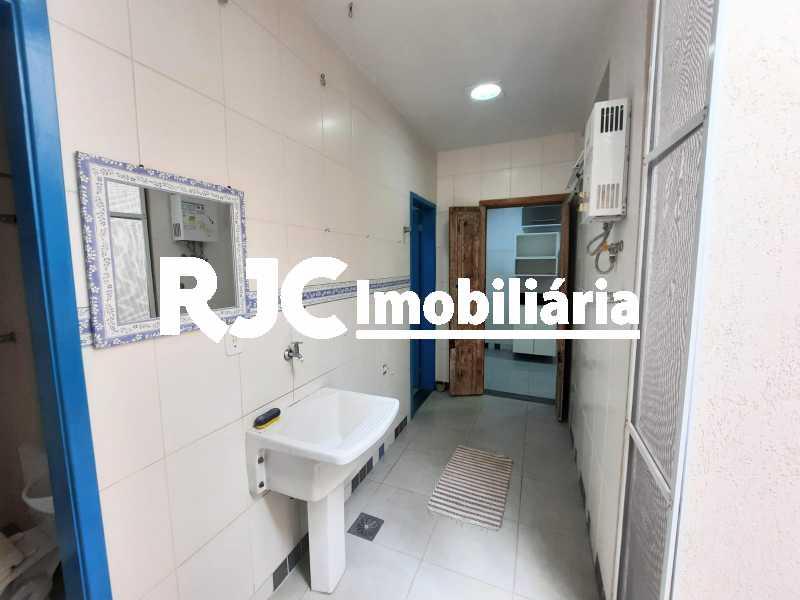 27 - Casa à venda Rua Borda do Mato,Grajaú, Rio de Janeiro - R$ 1.490.000 - MBCA40202 - 27