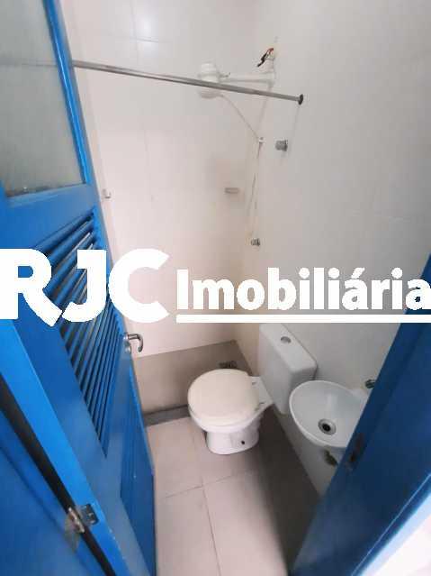 028 - Casa à venda Rua Borda do Mato,Grajaú, Rio de Janeiro - R$ 1.490.000 - MBCA40202 - 28