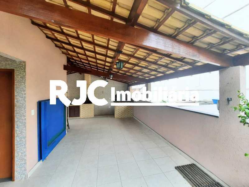 29 - Casa à venda Rua Borda do Mato,Grajaú, Rio de Janeiro - R$ 1.490.000 - MBCA40202 - 30