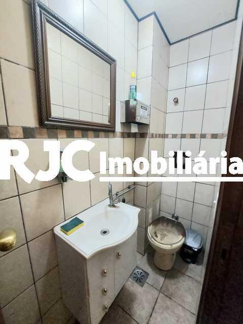 9 - Sala Comercial 25m² à venda Rua Medina,Méier, Rio de Janeiro - R$ 150.000 - MBSL00294 - 10