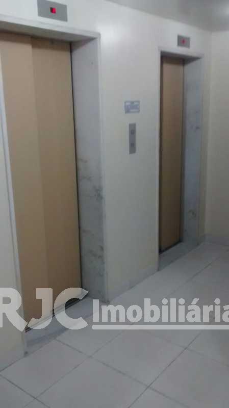 SEGUNDA FOTO - Sala Comercial 38m² à venda Tijuca, Rio de Janeiro - R$ 270.000 - MBSL00024 - 3