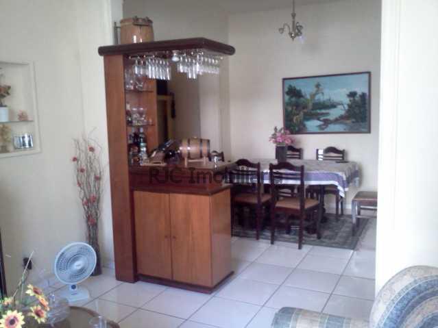 529 - Casa 3 quartos à venda Tijuca, Rio de Janeiro - R$ 980.000 - MBCA30007 - 3