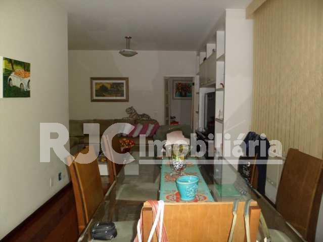 BBB01 - Apartamento à venda Rua Barão do Bom Retiro,Grajaú, Rio de Janeiro - R$ 550.000 - MBAP20733 - 1