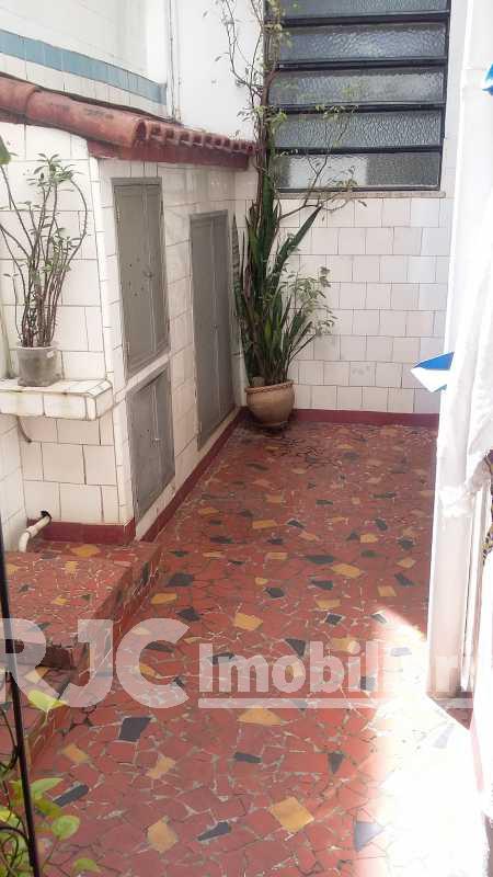 10 - Casa de Vila 4 quartos à venda Grajaú, Rio de Janeiro - R$ 845.000 - MBCV40012 - 11