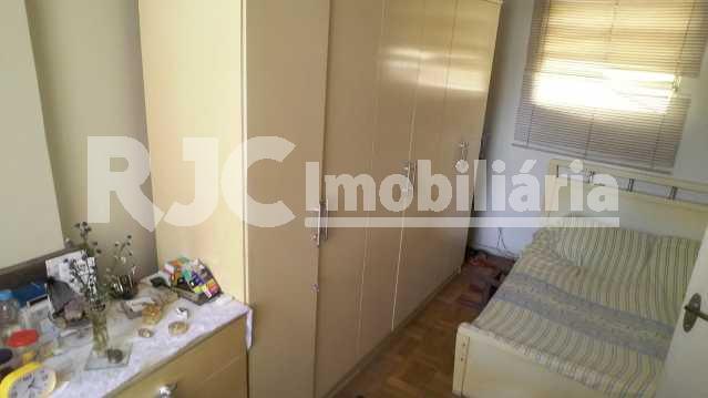 21 - Casa de Vila 4 quartos à venda Grajaú, Rio de Janeiro - R$ 845.000 - MBCV40012 - 22