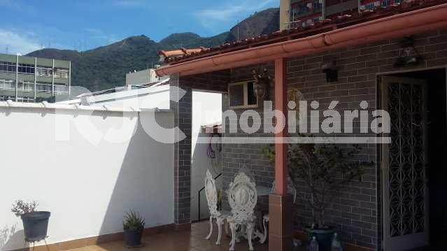 30 - Casa de Vila 4 quartos à venda Grajaú, Rio de Janeiro - R$ 845.000 - MBCV40012 - 27