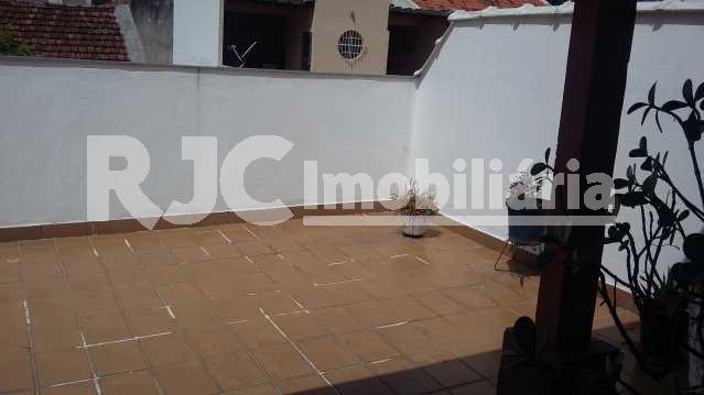 36 - Casa de Vila 4 quartos à venda Grajaú, Rio de Janeiro - R$ 845.000 - MBCV40012 - 31