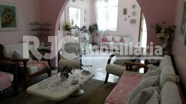 FOTO 4 - Casa de Vila 3 quartos à venda Vila Isabel, Rio de Janeiro - R$ 600.000 - MBCV30025 - 5