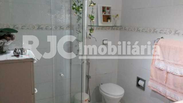 FOTO 6 - Casa de Vila 3 quartos à venda Vila Isabel, Rio de Janeiro - R$ 600.000 - MBCV30025 - 7