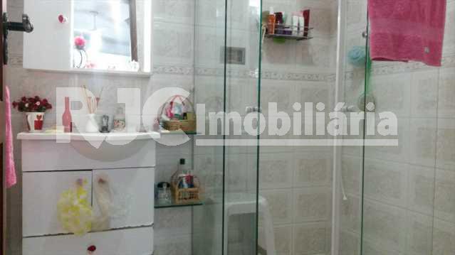 FOTO 11 - Casa de Vila 3 quartos à venda Vila Isabel, Rio de Janeiro - R$ 600.000 - MBCV30025 - 12