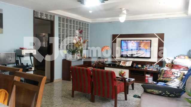 FOTO 1 - Casa de Vila 3 quartos à venda Vila Isabel, Rio de Janeiro - R$ 800.000 - MBCV30026 - 1