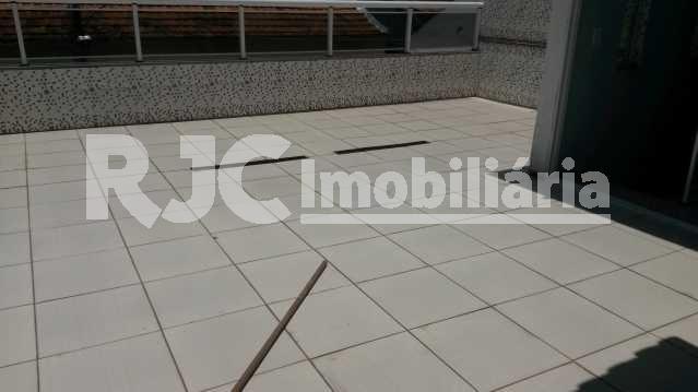 FOTO 18 - Casa de Vila 3 quartos à venda Vila Isabel, Rio de Janeiro - R$ 800.000 - MBCV30026 - 19
