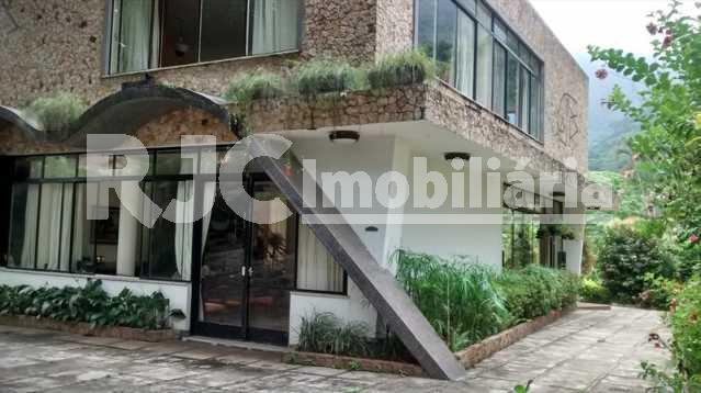 FOTO 2 - Casa 4 quartos à venda Alto da Boa Vista, Rio de Janeiro - R$ 3.000.000 - MBCA40067 - 3