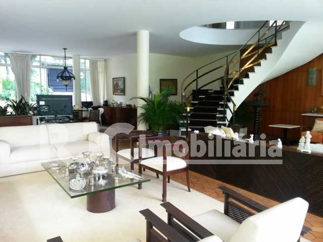 FOTO 5 - Casa 4 quartos à venda Alto da Boa Vista, Rio de Janeiro - R$ 3.000.000 - MBCA40067 - 6