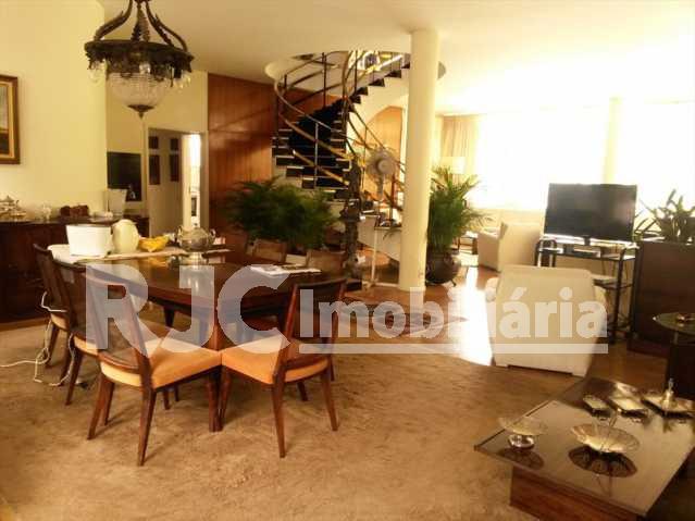 FOTO 7 - Casa 4 quartos à venda Alto da Boa Vista, Rio de Janeiro - R$ 3.000.000 - MBCA40067 - 8
