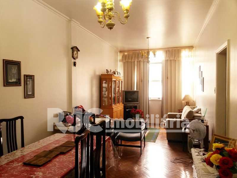 FOTO 1 - Apartamento 2 quartos à venda Rio Comprido, Rio de Janeiro - R$ 430.000 - MBAP21186 - 1