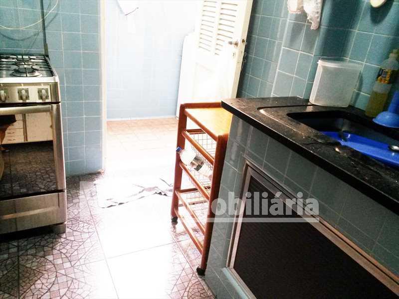 FOTO 17 - Apartamento 2 quartos à venda Rio Comprido, Rio de Janeiro - R$ 430.000 - MBAP21186 - 18