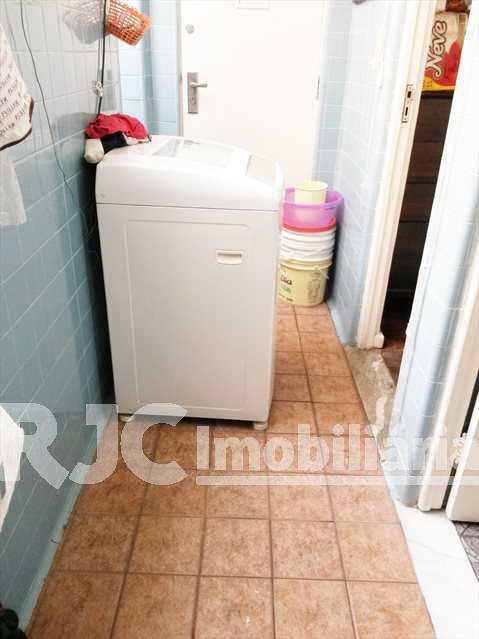 FOTO 19 - Apartamento 2 quartos à venda Rio Comprido, Rio de Janeiro - R$ 430.000 - MBAP21186 - 20