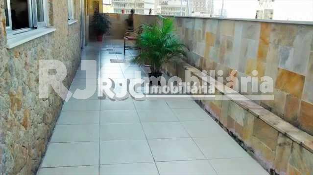 FOTO 1 - Cobertura 3 quartos à venda Tijuca, Rio de Janeiro - R$ 890.000 - MBCO30103 - 1