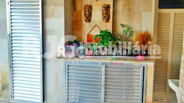 FOTO 21 - Cobertura 3 quartos à venda Tijuca, Rio de Janeiro - R$ 890.000 - MBCO30103 - 22
