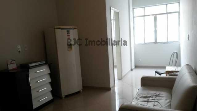 01 - Apartamento 1 quarto à venda Tijuca, Rio de Janeiro - R$ 420.000 - MBAP10018 - 1