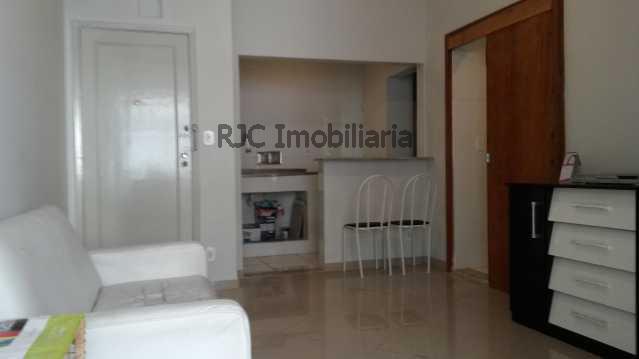 02 - Apartamento 1 quarto à venda Tijuca, Rio de Janeiro - R$ 420.000 - MBAP10018 - 3