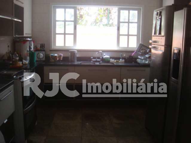 Copa cozinha 3 - Casa em Condominio Recreio dos Bandeirantes,Rio de Janeiro,RJ À Venda,6 Quartos,687m² - MBCN60001 - 25