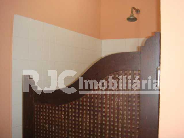 Ducha da sauna - Casa em Condominio Recreio dos Bandeirantes,Rio de Janeiro,RJ À Venda,6 Quartos,687m² - MBCN60001 - 31