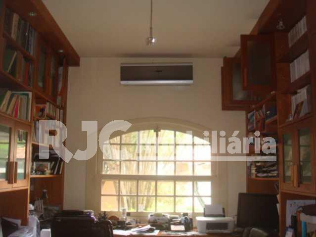 Escritório - Casa em Condominio Recreio dos Bandeirantes,Rio de Janeiro,RJ À Venda,6 Quartos,687m² - MBCN60001 - 26
