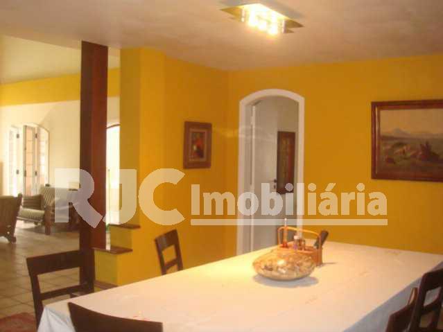 Sala de jantar 2 - Casa em Condominio Recreio dos Bandeirantes,Rio de Janeiro,RJ À Venda,6 Quartos,687m² - MBCN60001 - 12