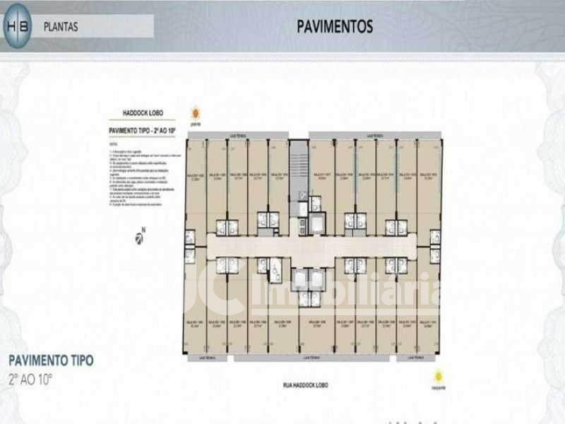 FOTO 6 - Sala Comercial 26m² à venda Tijuca, Rio de Janeiro - R$ 239.000 - MBSL00099 - 12