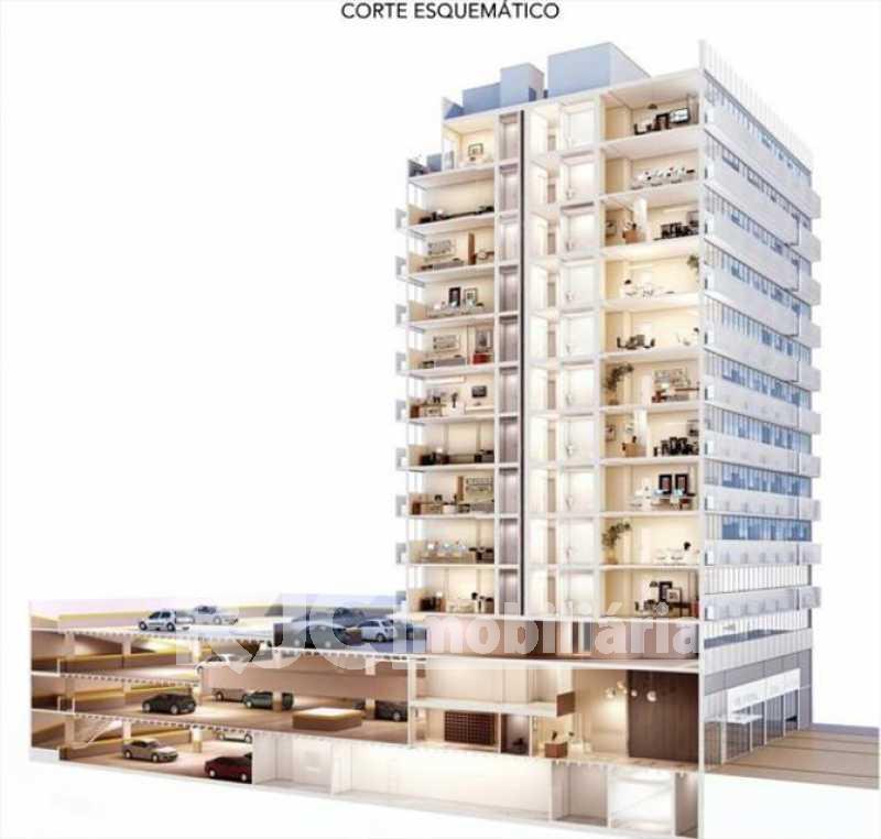 FOTO 20 - Sala Comercial 26m² à venda Tijuca, Rio de Janeiro - R$ 239.000 - MBSL00099 - 20